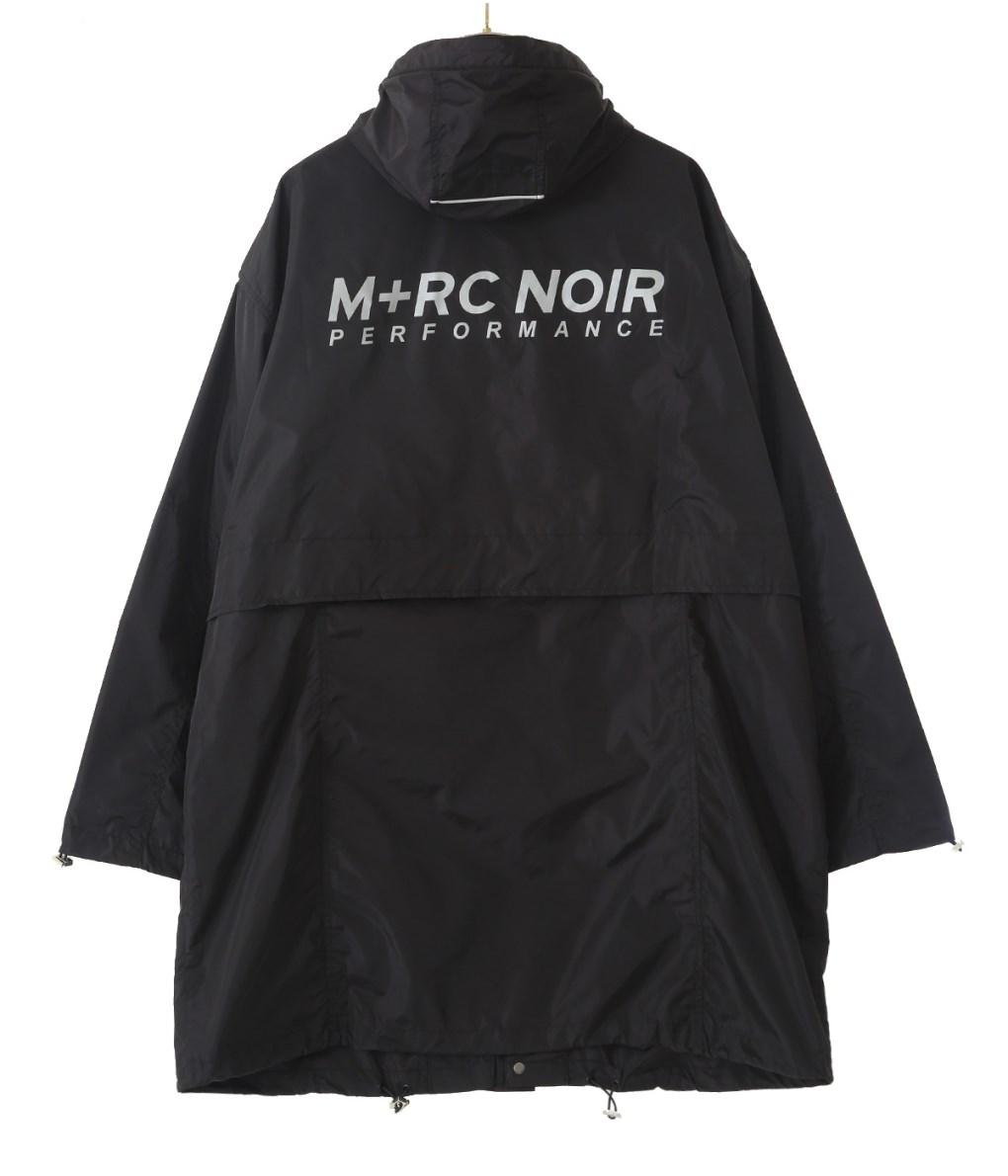 M+RC NOIR / マルシェノア : M+RC PERFORMANCE PARKA : マルシェ パフォーマンス パーカ 20SS 20春夏 : 36004 【WAX】