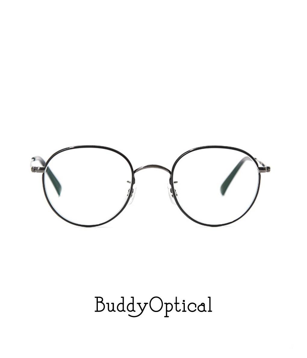 BuddyOptical / バディオプティカル : Princeton -titanium / 全2色 : プリンストン メガネ 眼鏡 アイウェアー メンズ レディース : BO-Princeton 【COR】