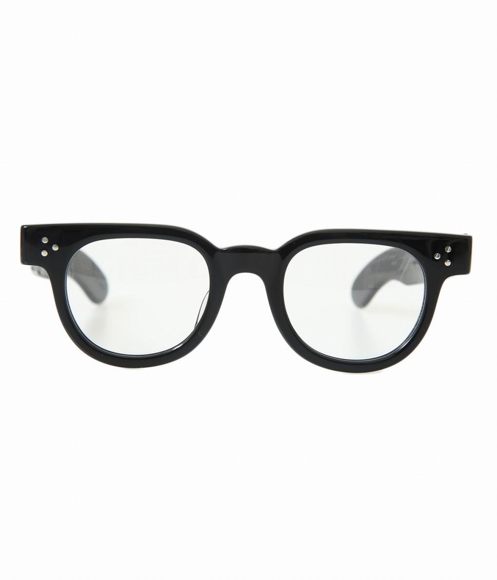 JULIUS TART OPTICAL / ジュリアスタートオプティカル : FDR 44(size) 46(size) 48(size) -BLACK / CLEAR - : サングラス アクセサリー メガネ 眼鏡 メンズ : JTPL-013A-005A-006A【WIS】【COR】