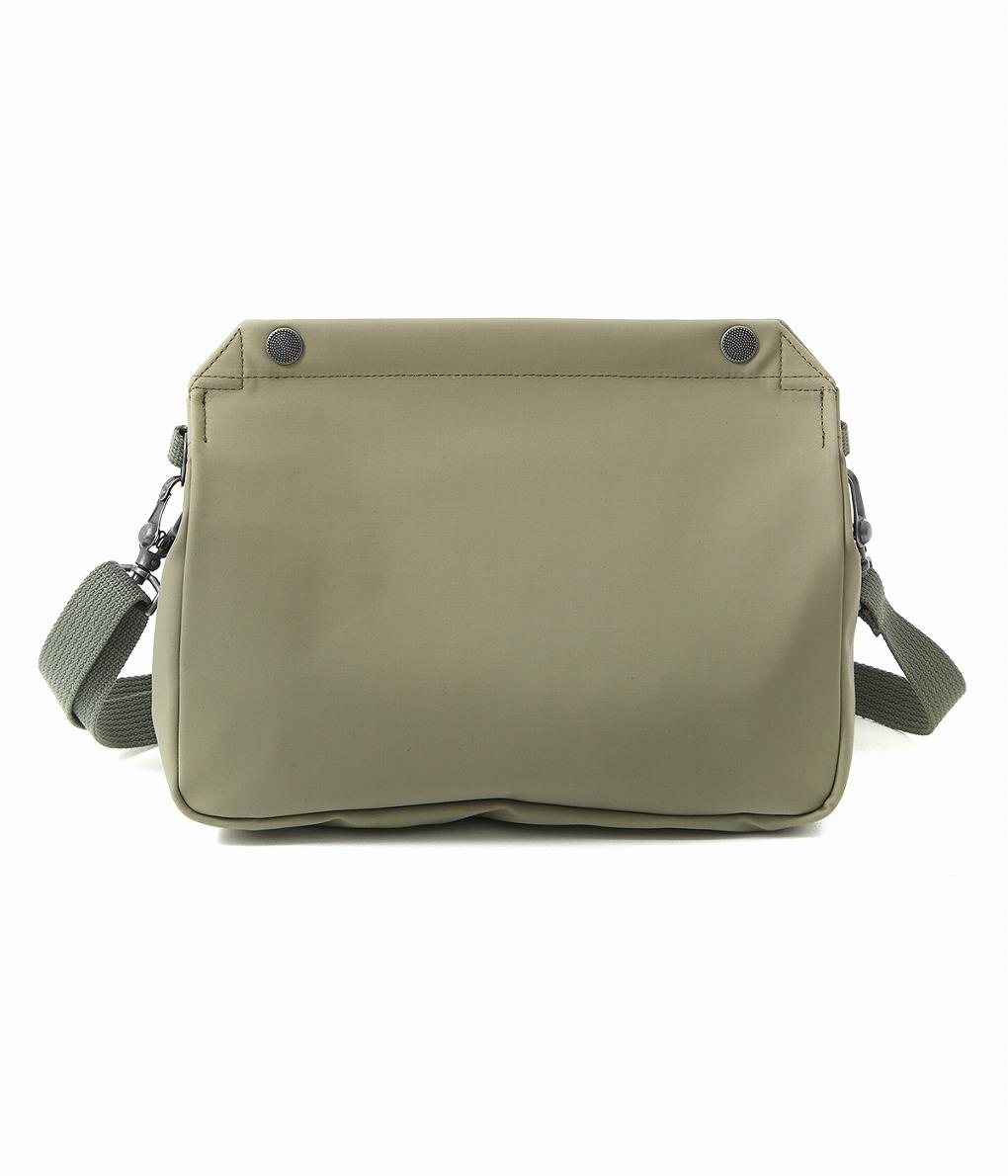 ANATOMICA / アナトミカ : SMALL SHOULDER BAG SMALL : スモール ショルダー バッグ スモール サテン メンズ : 530-541-25 【MUS】