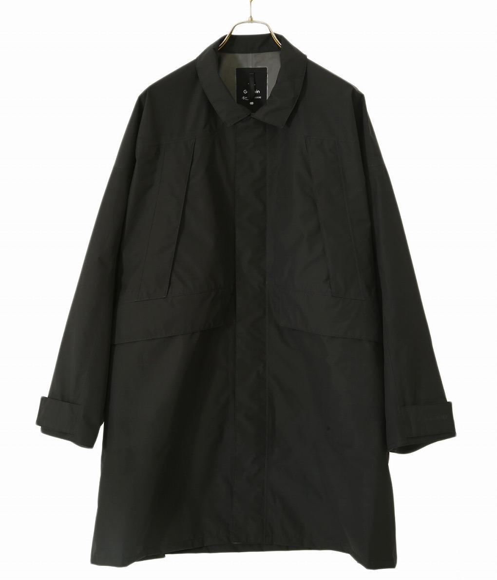 KAPTAIN SUNSHINE / キャプテンサンシャイン : Gore-Tex Stand Collar Field Coat : ゴアテックス スタンド カラー フィールド コート : KS20SGW01 【NOA】
