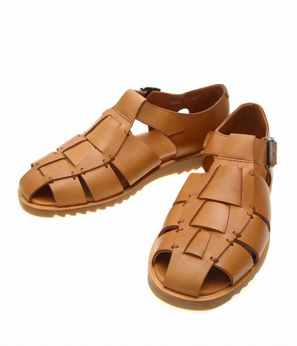 paraboot / パラブーツ : PACIFIC-Cuir Lisse smooth- : パシフィック サンダル 靴 メンズ : 123303【MUS】