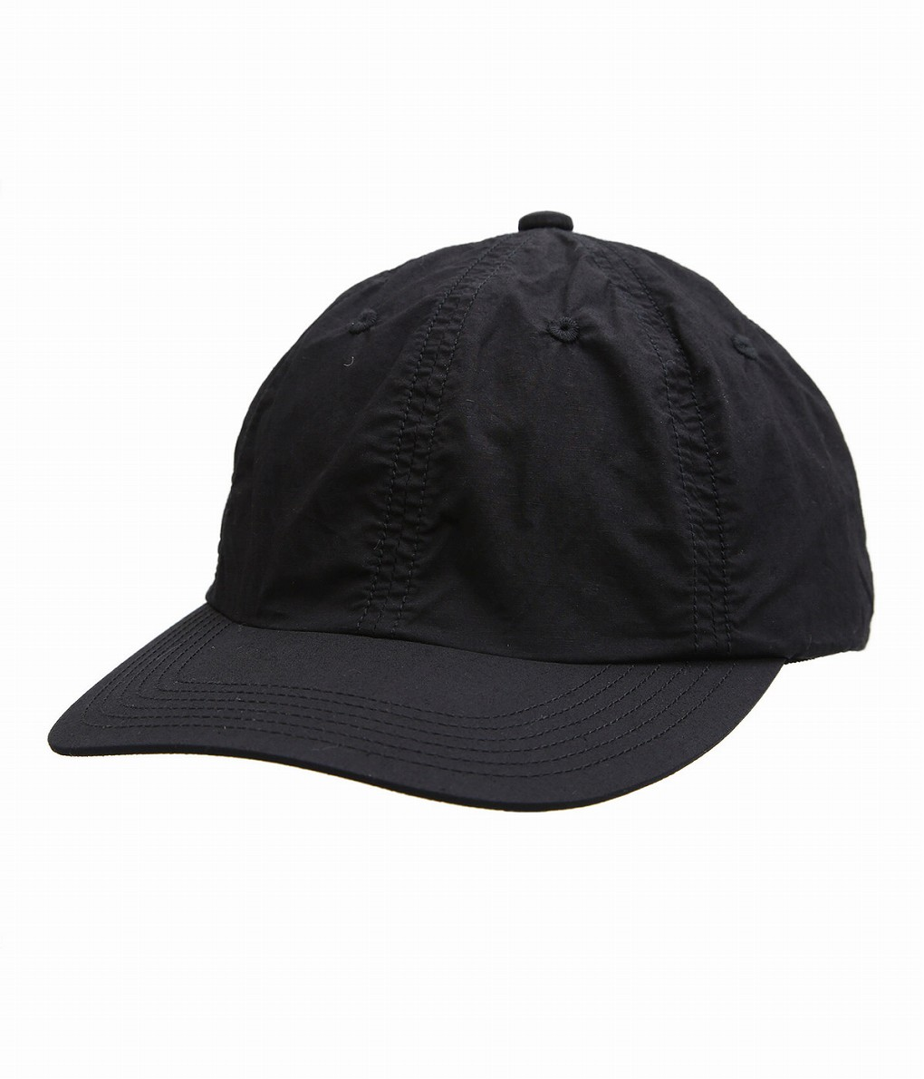 KIJIMA TAKAYUKI / キジマ タカユキ : 6 Punel Cap : シックスパネル ロクパネルキャップ メンズ キャップ 帽子 : 201220 【RIP】【BJB】