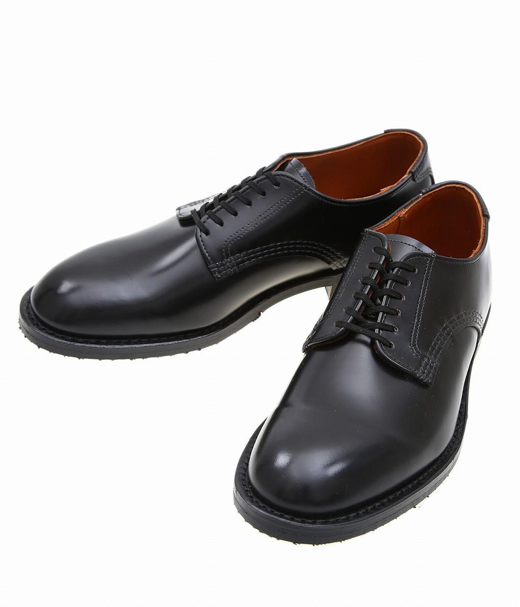 RED WING / レッドウィング : MIL-1 BLUCHER OXFORD : レザーシューズ 革靴 オックスフォード プレーントゥー メンズ 靴 : 9087 【STD】