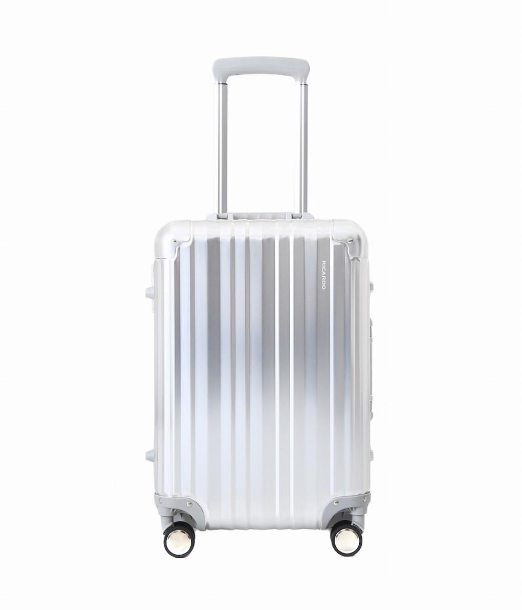 RICARDO / リカルド : Aileron 20-inch Spinner Suitcase : エルロン 20インチ スピナー スーツケース ハードケース トラベルケース トラベルバッグ キャリーバッグ メンズ : 18982021203 【MUS】
