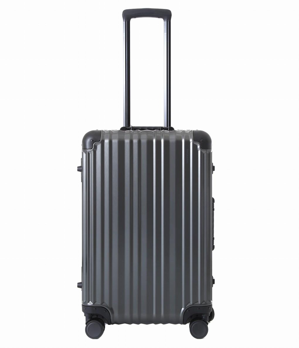 RICARDO / リカルド : Aileron Vault 24-inch Spinner Suitcase : エルロン ボールト 24インチ スピナー スーツケース ハードケース トラベルケース トラベルバッグ キャリーバッグ メンズ : 18982021494 【MUS】