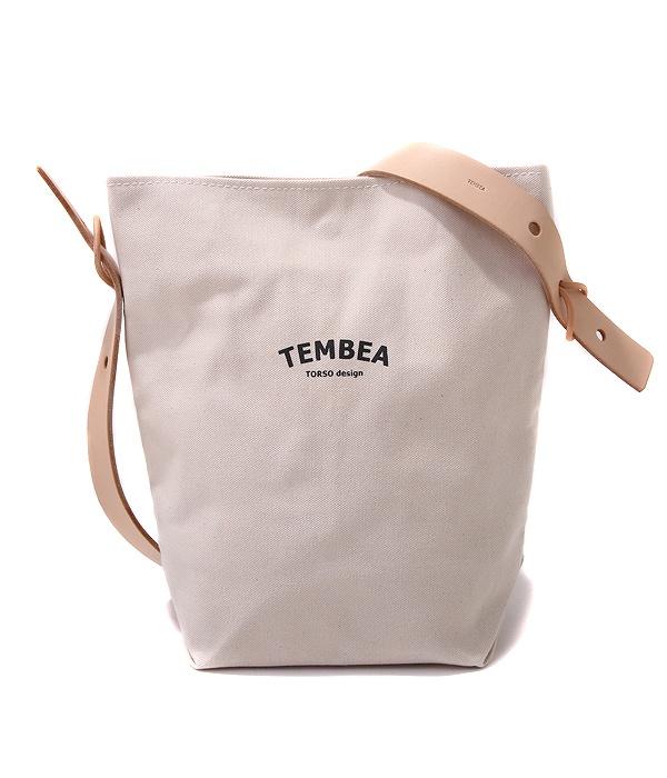 TEMBEA / テンベア : MARCO BAG LOGO : マルコ バッグ ロゴ トートバッグ ショルダーバッグ : TMB-1234H 【DEA】