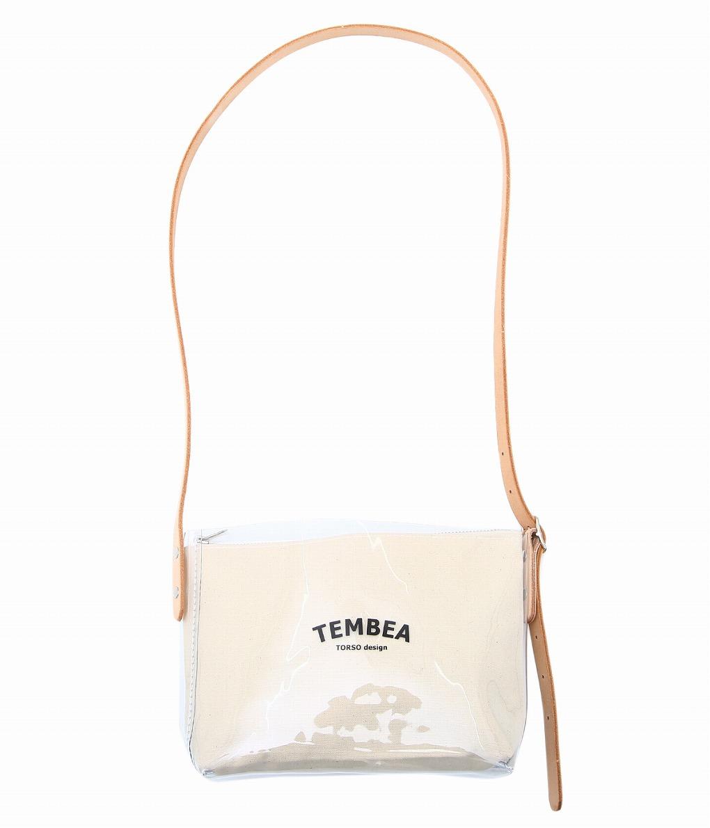 TEMBEA / テンベア : PVC POCHETTE : ポシェット ポーチ : TMB-1962H 【DEA】【WIS】