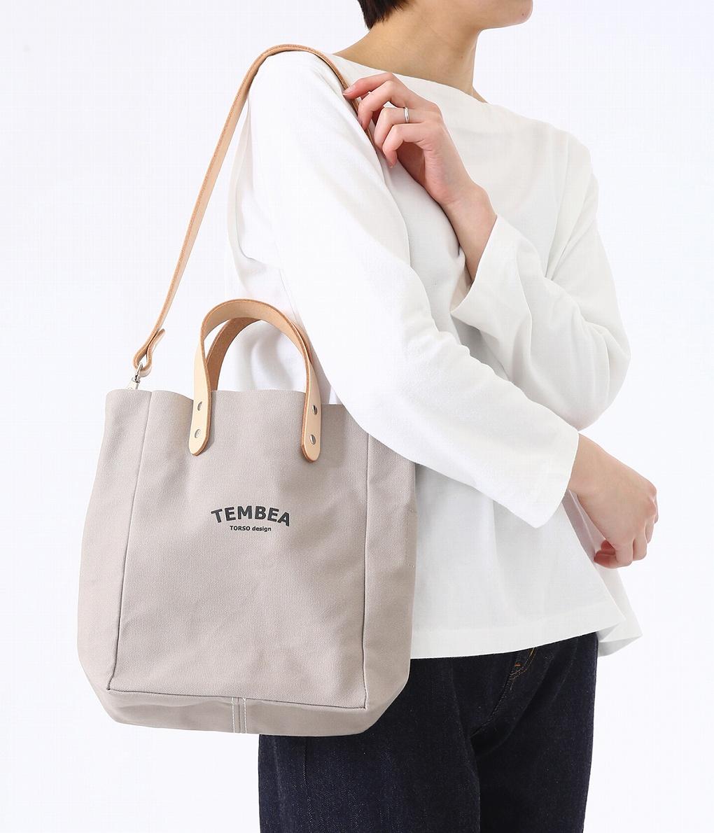 TEMBEA / テンベア : CLUB TOTE XS LOGO : クラブ トート ショルダー トート バッグ : TMB-1631A 【DEA】