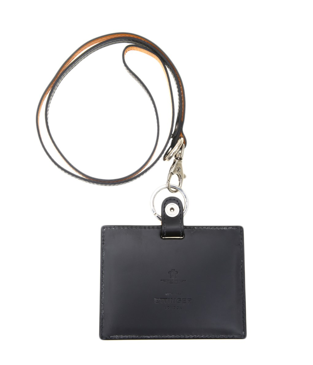 ETTINGER / エッティンガー : ID Card Case (Bridle+Panel) / 全2色 : エッティンガー レザー 本革 IDケース カードケース 定番 : BH849JR 【MUS】