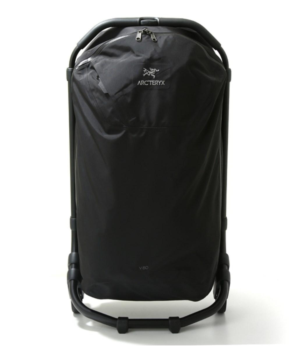 【国内正規品】ARC'TERYX / アークテリクス : V80 Rolling Duffel : ローリングダッフル 旅行バッグ スーツケース キャリーバッグ : L06998600 【STD】