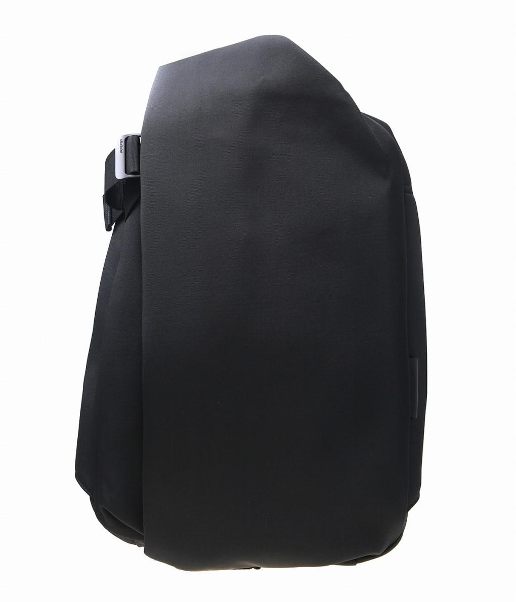 【国内正規品】cote&ciel / コートエシエル : Isar Rucksack M (Eco Yarn / BLACK / Laptops up to 13inch) : Cote et Ciel バックパック リュック デイパック バック カバン メンズ : cc-27710【WAX】