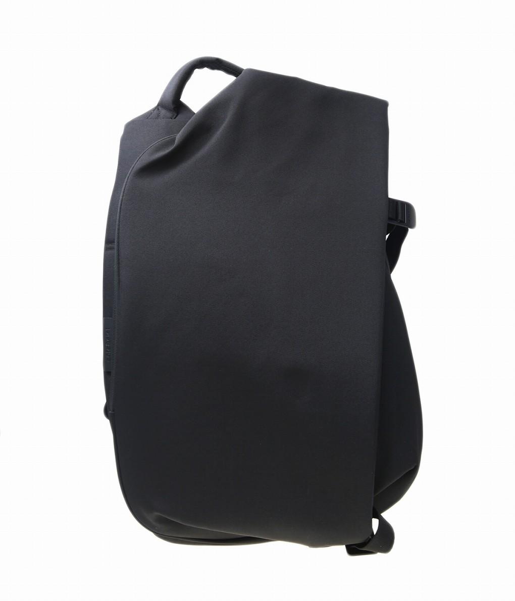 【送料無料】【期間限定ポイント10倍!】cote&ciel / コートエシエル : Eco Yarn Isar [Small] (Eco Yarn / BLACK MELANGE / Laptops up to 13inch) : エコヤーン イザール バックパック メンズ : cc-28470 【WAX】