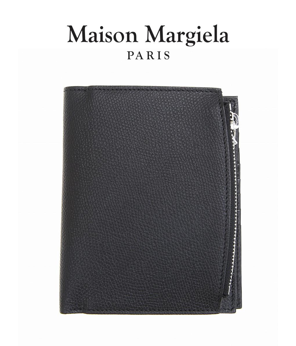 Maison Margiela / メゾン マルジェラ : LEATHER WALLET : メゾン マルジェラ レザー ウォレット 財布 : S35UI0437-P0399 【RIP】【BJB】