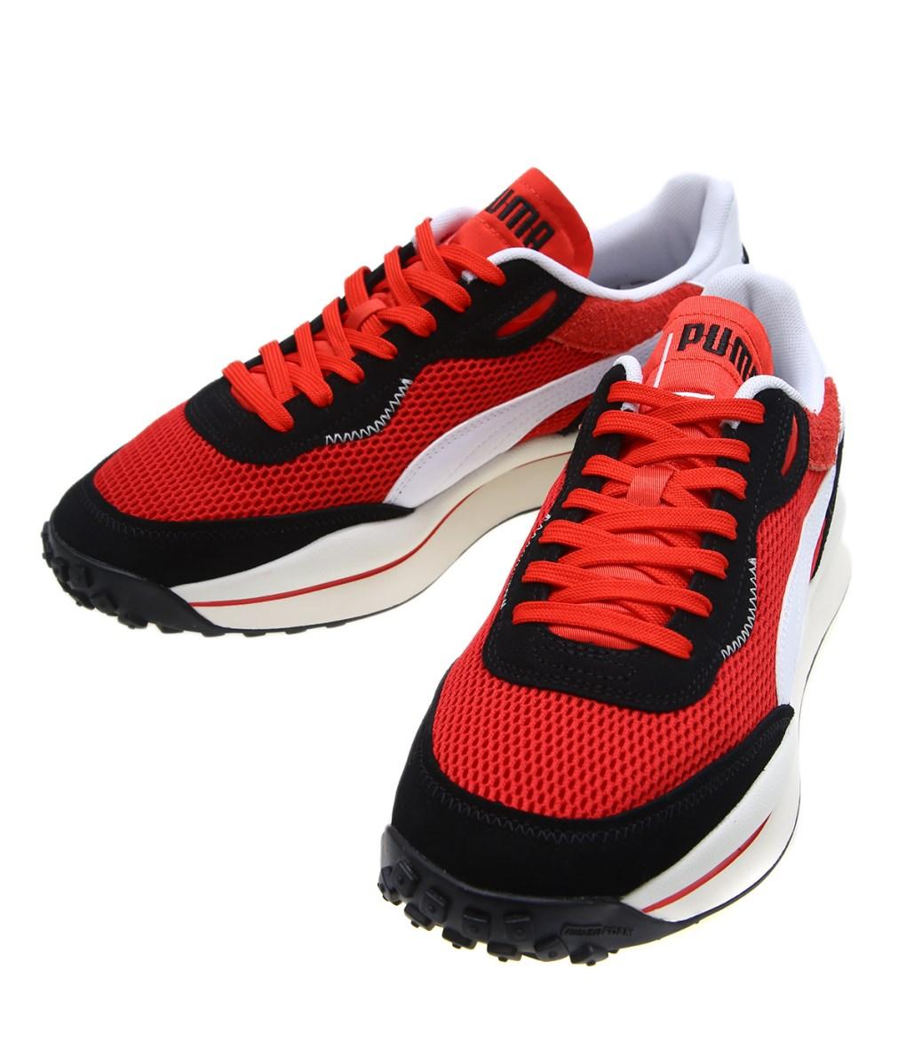 PUMA / プーマ : スタイルライダーストリームオン : スタイルライダーストリームオン 靴 スニーカー メンズ : 371527 【AST】