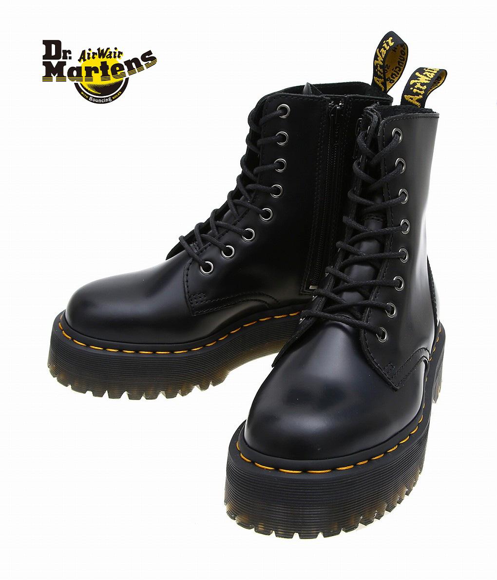 Dr.Martens / ドクターマーチン : JADON : ジェードン シューズ ドクターマーチン 靴 ブーツ : 15265001 【DEA】