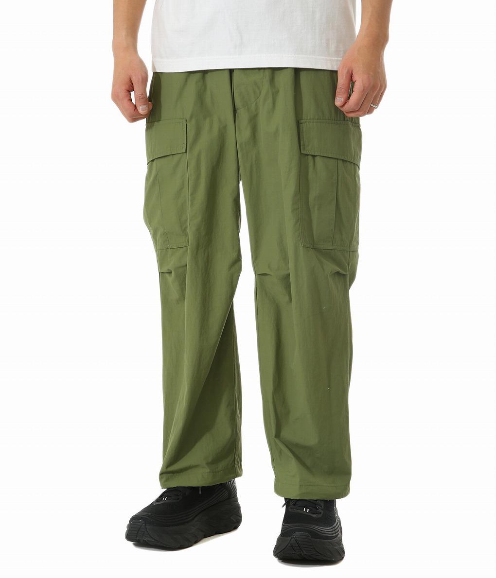 DESCENTE PAUSE / デサントポーズ : ddd / CARGO PANTS : ddd カーゴ カーゴパンツ ロングパンツ パンツ メンズ : DHMPJG85 【NOA】