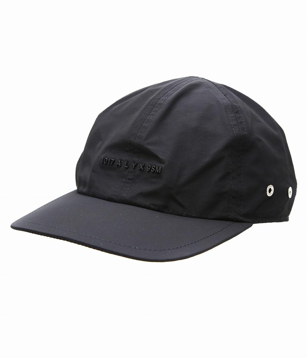 1017 ALYX 9SM / アリクス : LOGO HAT W/ BUCKLE : ロゴハットバックル 帽子 キャップ : AAUHA0033FA01 【WAX】