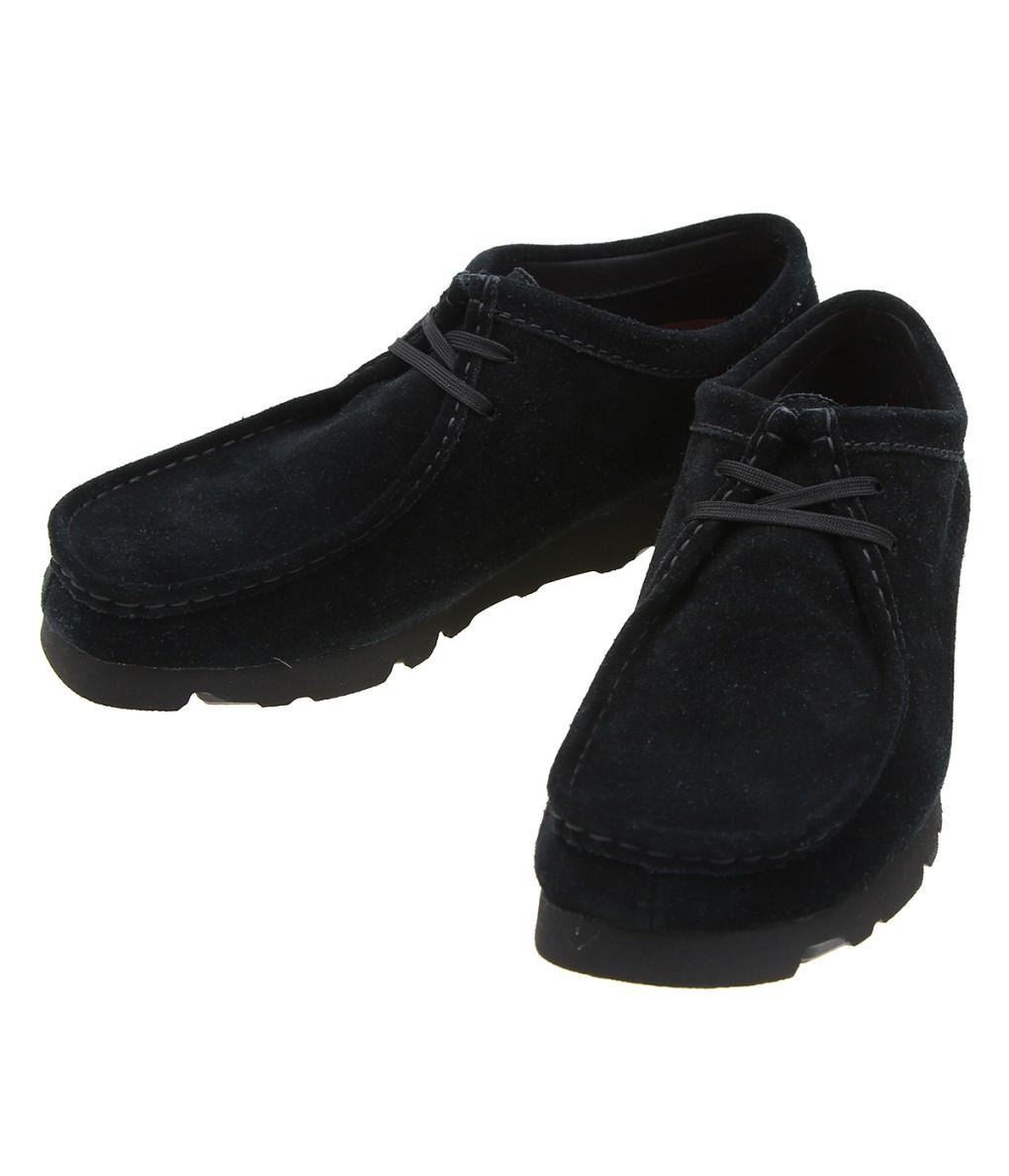 正規取扱 3980円以上で送料無料 感謝価格 昼12時30分までの注文で即日発送 Clarks クラークス : WALLABEE 公式ショップ GTX 26149449 メンズ STD ワラビーブーツ ゴアテックス 靴 Gore-tex