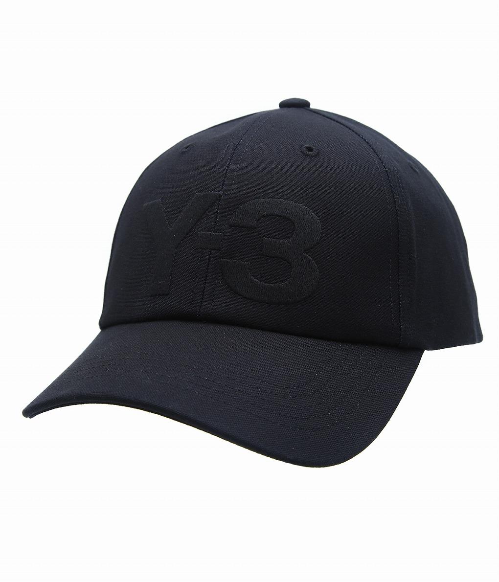 Y-3 / ワイスリー : LOGO CAP : ロゴ キャップ ヨウジヤマモト ワイスリー 20SS 20春夏 : FQ6974 【WAX】