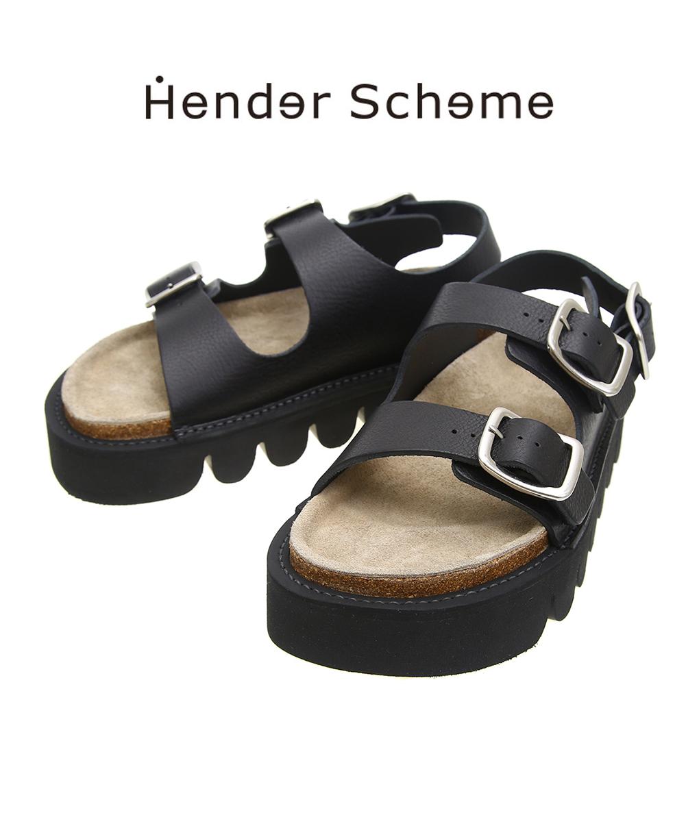 【送料無料】Hender Scheme / エンダースキーマ : Eric : エンダースキーマ エリック 靴 サンダル シューズ メンズ レディース : di-s-erc 【RIP】【ANN】【BJB】