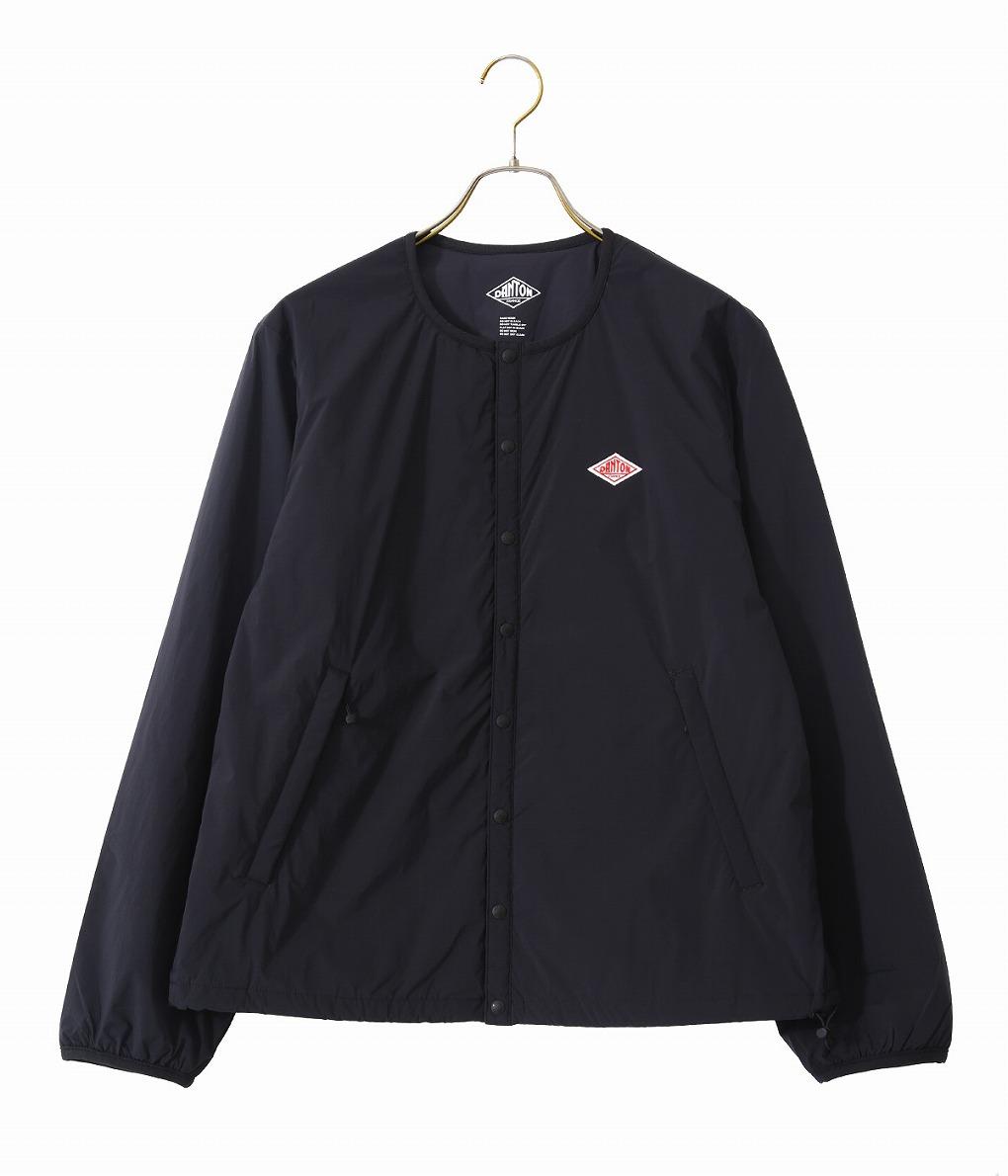 DANTON / ダントン : 【メンズ】INSULATION JACKET / 全3色 : コットン ポップリン シャツ 半袖シャツ : JD-8885-SET【STD】