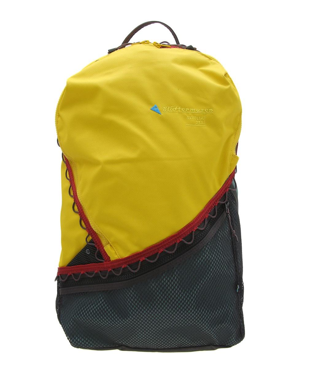 KLATTERMUSEN / クレッタルムーセン :Wunja Everyday Backpack 21L : エブリデイ バックパック リュック : 40405U01 【PIE】