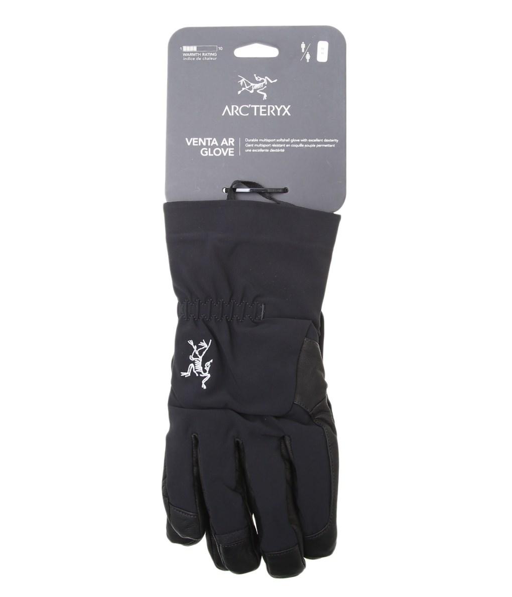 正規取扱 3980円以上で送料無料 昼12時30分までの注文で即日発送 ARC'TERYX アークテリクス : Venta AR L07246200 手袋 売り込み ベンタ Glove STD 数量は多 グローブ ヴェンタ