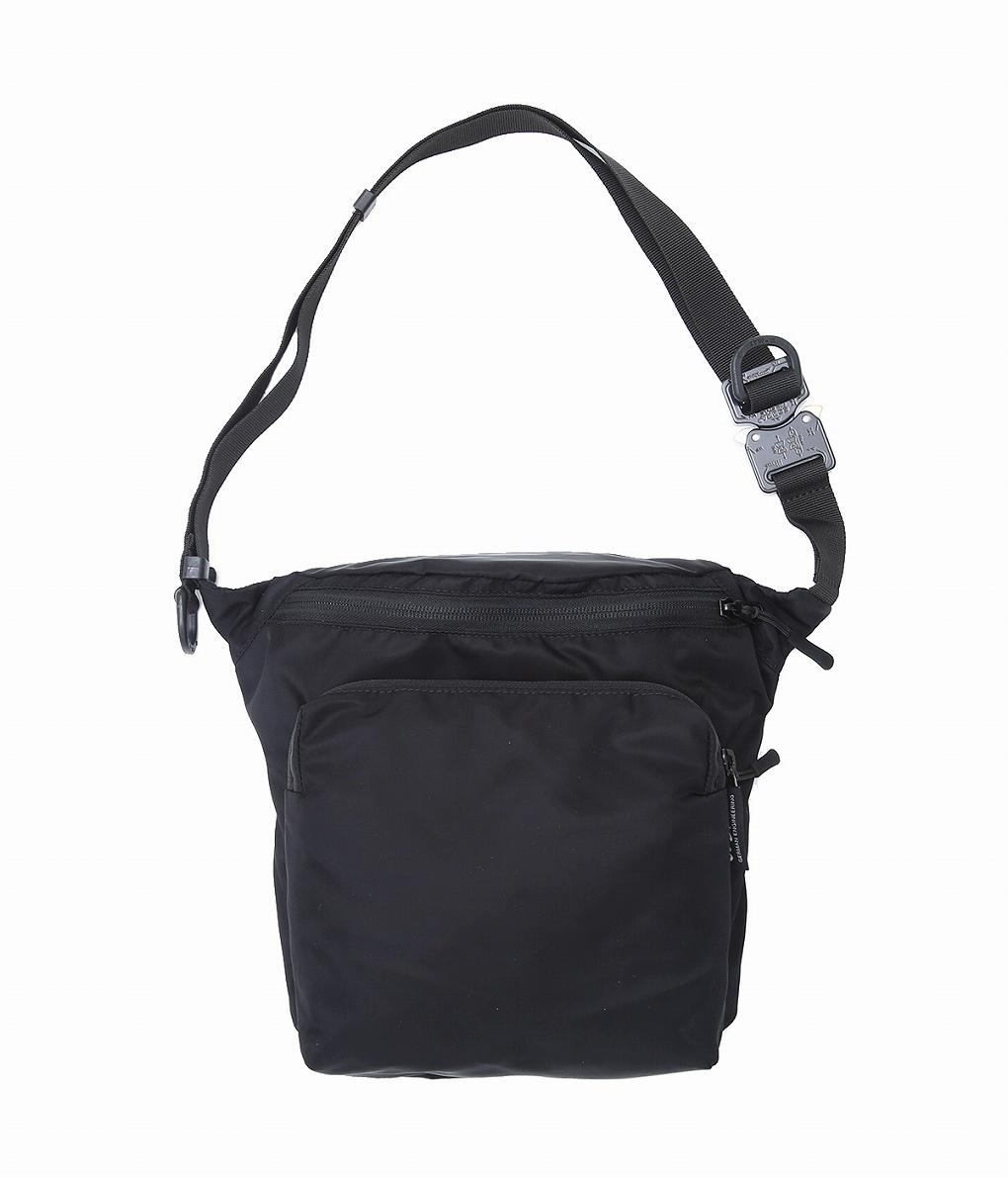 BAGJACK / バッグジャック : 別注hipbag DP(LIMONTA NYLON) : ヒップバッグバッグ ポーチ ボディバッグ 別注 限定 メンズ : HIPBAG-DP 【MUS】