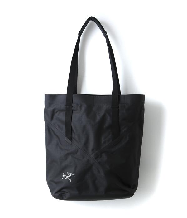 ARC'TERYX / アークテリクス : BLANCA 19 TOTE -BLACK- : ブランカ19 トート バッグ ビジネス カバン 軽量 耐久 耐水性 : L06806700【STD】