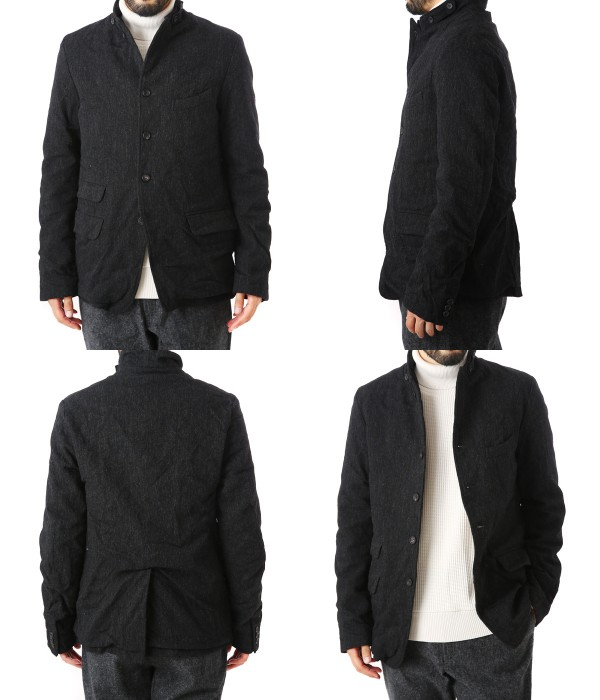 A VONTADE (アボンタージ)/Old Potter Jacket Wool/Cotton (재킷 존 아우터) VTD-0255-JK-W