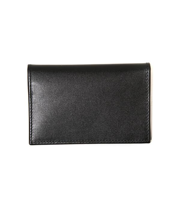 ETTINGER / エッティンガー : VISITING CARD CASE BLK/PPL : カードケース ケース : ST143【MUS】