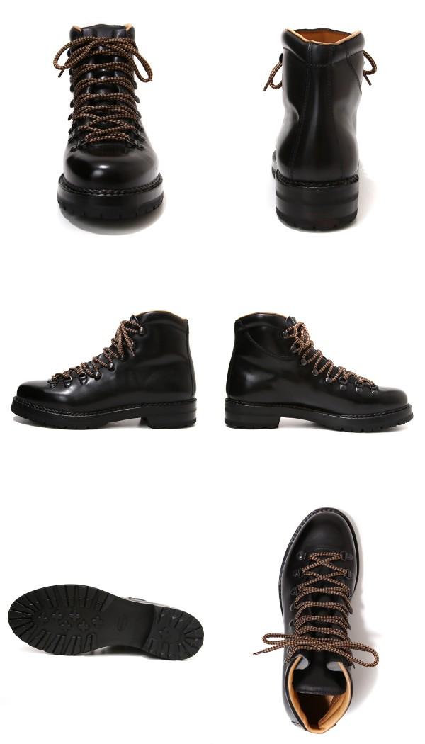 F.lli Giacometti (furaterri Giacometti) and trekking boots - Marmolada-Lucida to Nevo / calf-(trekking shoes boots shoes footwear) FG105-CALF