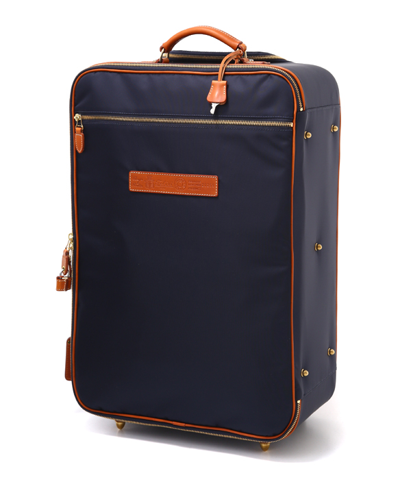 Felisi / フェリージ : TROLLY BAG-NAVY- (トローリーバッグ トロリーケース キャリーバッグ カバン 鞄) 20259-DS-DS045【MUS】