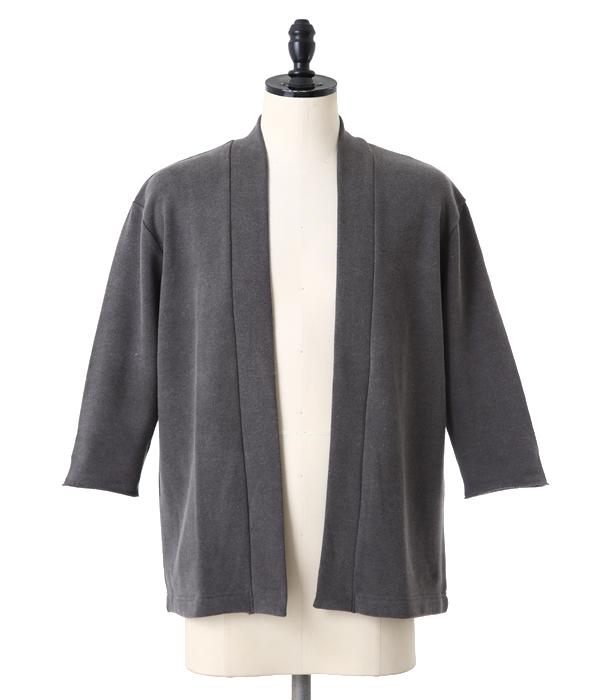 VOTE MAKE NEW CLOTHES / ヴォート メイク ニュークローズ : JAPONICATION VTG SWEAT (ボート ヴォート メイク ニュークローズ キモノ スウェット カーディガン) 16FW-0012【WAX】