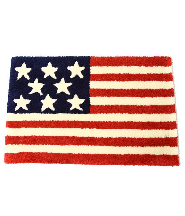 SECOND LAB (second Lab) / STAR RUG (Star American Flag Star Article Flag