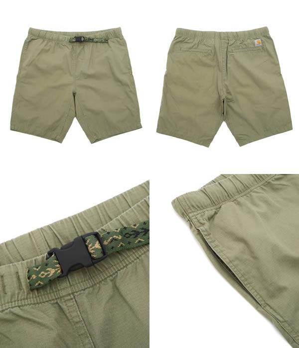 c5feea387a Carhartt WIP / car heart W eye P: COLTON CLIP SHORT: Shorts half underwear  bottom chino pants chino pants Carhartt WIP work-in progressive rock:  I020592