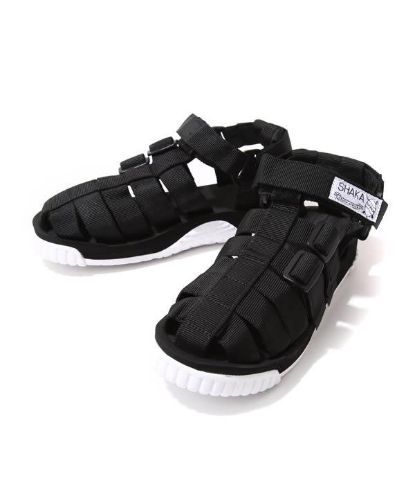サマーキャンペーンSHAKAシャカHiker全5色23cm~28cmハイカー メンズ レディース ユニセックス シャカ サンダル スポーツサンダル シューズ 靴 スポサン アウトドア フェス 旅行433000 STDREAbyf76gvY