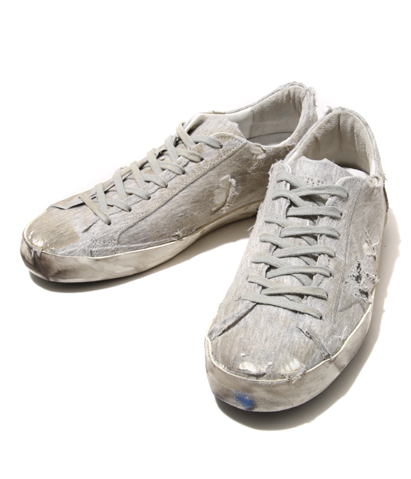 Golden Goose Mens Superstar Sneaker in White - Golden Goose Outlet