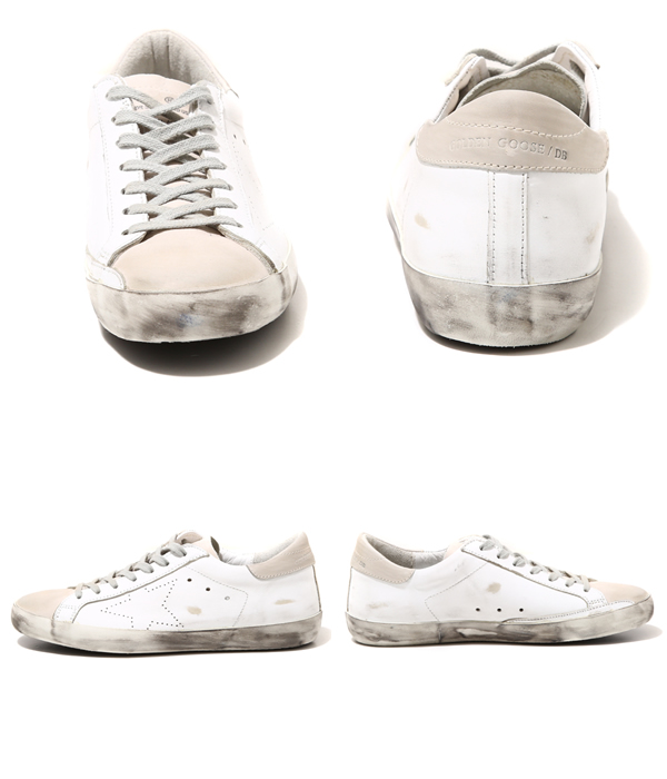 GOLDEN GOOSE / SNEAKERS SUPERSTAR-WHITE SKATE-(no Sneakers Shoes vintage) GCOMS590-A5