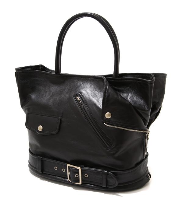 【期間限定送料無料!】beautiful people / ビューティフルピープル : shrink leather big tote bag (レザー トートバッグ ビッグトート) 1620611911【ANN】