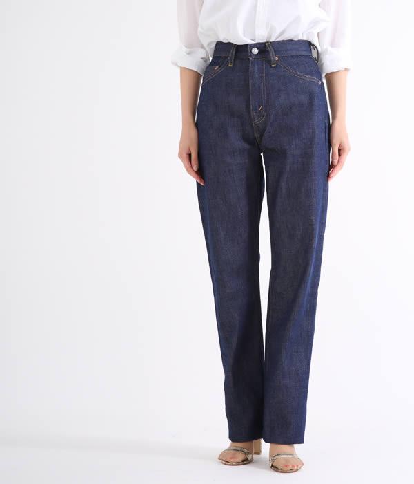 207913ee LEVIS VINTAGE CLOTHING / Levis vintage closing: 1950's 701 jean  rigid-Rigid-: ...
