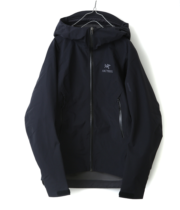 ARC'TERYX / アークテリクス : 【レディース】Beta SL Jacket Women's TRIM FIT -Black/Black- (XS~Mサイズ) : ジャケット ベータsl ウーマン トリムフィット ブルゾン アウトドア 軽量 耐久耐水性 フェス ハイキング : L06568300 【DEA】