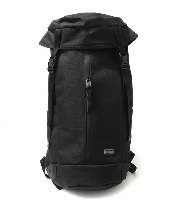 【SALE/セール】hobo(ホーボー) / Polyester Ripstop Backpack 28L with Waterproof Zip (リップストップ バックパック 28L ウォータープルーフジップ) HB-BG2626【NOA】