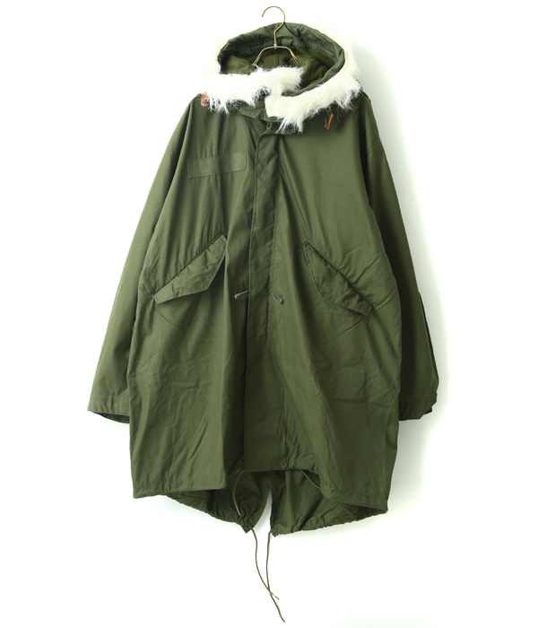 VINTAGE / ヴィンテージ : 【DEAD STOCK】M65 FISH TAIL PARKA -M- : M-65 ミリタリーコート モッズコート ヴィンテージ デッドストック アメリカ USA : ALG-1707-JK06【AST】【VIN】