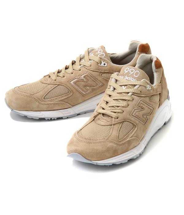New Balance / ニューバランス : M990TN2 : ニューバランス 990 スニーカー 靴 : M990TN2【NOA】