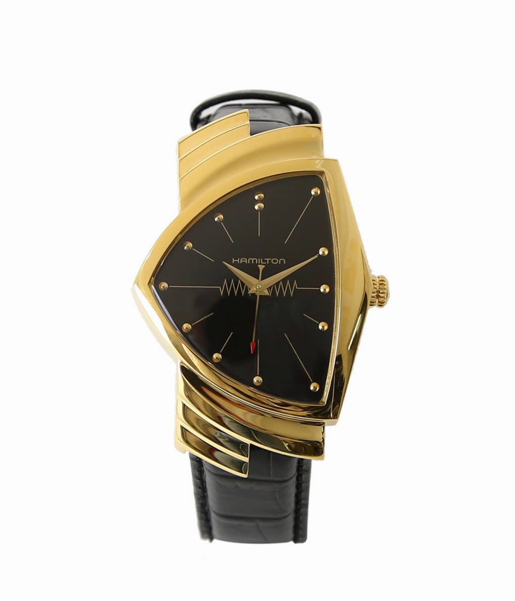 HAMILTON / ハミルトン : ベンチュラ : ハミルトン 腕時計 時計 ベンチュラ Ventura Quartz メンズ : H24301731 【MUS】