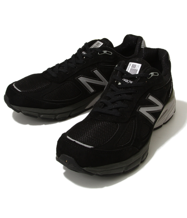 new arrival ee5a5 d4d89 New Balance / New Balance: It is New Balance M990 sneakers shoes M990 BK4:  M990BK4