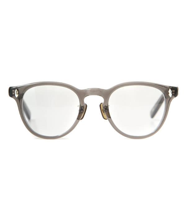 泰八郎謹製 / タイハチロウキンセイ : PREMIERE VIII -クリアグレイ- : プレミア 眼鏡 金子メガネ 新作 眼鏡 : premiere-8-CGY 【MUS】