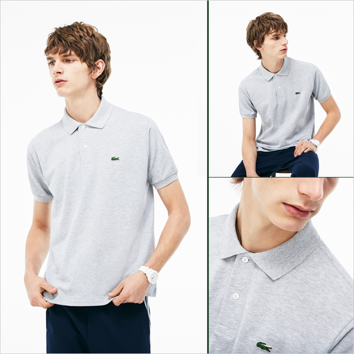 c9de9b8f LACOSTE / Lacoste: POLOS CLASSIC FIT: Basic polo shirt Lacoste short  sleeves logo men classical music fitting: L1264AL
